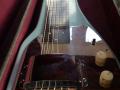 New Hawaiin  Steel Guitar 1965 Powder Blue, body met tone en  volume control en tone mute effectbutton.