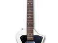 Shadow (Dominator) 1961, 1e generatie, 2 brede sixties pickups, front.