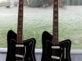 Marauder 1967 en Marauder special. De laatste UK design Vox guitar.