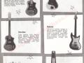 Vox Pacific Kit, zelfbouw 1 pick up gitaar op basis van de Stroller.