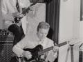 Vox Winchester Guitar 1967, 2 pickups , bespeeld door Dick Denney.