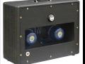 Vox AC50 MK1 Washington DC cabinet op AC30 formaat 27,5x20,75x10,25 inch, back. Replica met nieuwe 12 inch Blue Celestion speakers en horn.