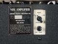 Vox AC30/6TB Super Reverb Twin Slant Top mid 1965, originele build in Reverb control unit.