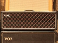 Vox AC30 Twin 1964, front.