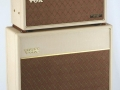 VOX AC30HH head + V212H cabinet front.