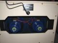 VOX V212H cabinet back met speakeraansluiting.