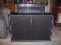 1966- Vox 4120 Hybride bas 120 watt head en 460 closed cabinet, front