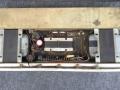 1966- Vox 4120 Hybride bas head 120 watt, hybride circuit, solid state preamp en diode gelijkrichter.