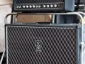 1966- Vox 430 hybride bas head en Defiant cabinet en 460 trolley.