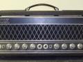 1966- Vox 430 hybride bas head, 30 watt RMS,front.