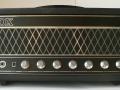1966- Vox 710 head, 1 kanaal, 2 inputs, vibrato en spring reverb.