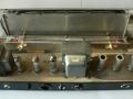 1966- Vox 710 head, buizensectie met spring reverb, volledig buizen EZ81 gelijkrichter, ECC807, 2xECC83, 2xEL84,10 watt RMS.