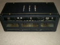 1966- Vox 7120 hybride head vanaf onderzijde, solid state preamp, diode gelijkrichter, buizeneindtrap 1xELC86, 1xEL84 en 4xKT88,120 watt RMS.