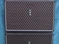 1966- Vox 760 hybride head en 760 cabinet met 2x12 inch T.1225 en 2x10 inch CT7442 ceramic Celestion speakers plus 710-715 cabinet 2x10 inch ceramic Celestion CT7721.