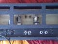 1966- Vox 760 hybride head solid state preamp, diode gelijkrichter, eindtrap 1xECC83 en 2xKT88, 60 watt RMS..