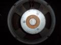 Celestion 10 inch ceramic CT7721 15 ohm zoals toegepast in de hybride Vox 705, 710 en 715 uit 1966.