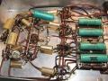 Condensatoren van TCC, Wima Tropyfolds TFM en Mullard-Philips Yellow Mustard bijeen.