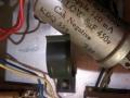 Hunts Condensator KDQ558 1964 voor AC30.