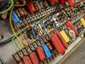 (Red) Lemco condensatoren ipv Wima in Vox AC30 medio 1960 circuit.