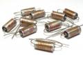 Wima Durolit condensatoren zoals gebruikt door JMI in Vox producten.