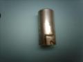 Originele Vox afscherming ECC81-82-83, hoog 50 mm, diameter 25 mm. Brede bajonet.