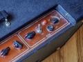Mains switch MK III long shaft zonder bal en Pill Voltage Selector, insteekplug principe, toegepast tot ca 1964.