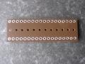 Tagstrip 18 pins revisiemodel voor AC15, onder.