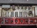 Albion trafo's in Vox AC30 Treble Red Panel 1964.