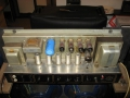 Haddon set Mainstrafo, Outputtrafo OH083 en Choke in AC30 1961 Black Panel chassis.