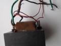 Parmeko Output Trafo 66480- 4E6143 AC10 1965, stempel.