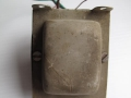 Parmeko Output Trafo 66480- 4E6143 AC10 1965, top.