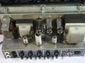 Parmeko trafo's in AC10 chassis 1964, Mainstrafo 66479 4E6142, Outputtrafo 66480 4E6143 en Choke 66481 4E6144.