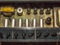 Woden Mainstrafo76852LX, Outputtrafo 76853 LX en Coke 76854 (LX=nov 1966 ) in Vox AC30TB Grey Panel 1967.
