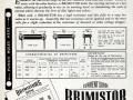 Brimistor advertentie van STC (Brimar) .