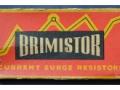 Doos van Brimistor thermische weerstand.