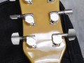 SSC 33 Solid Single Cutaway  Vintage Cream 2010 Indonesie Alu Max Connect bridge, Twin CoAxe pickups, headstock back.