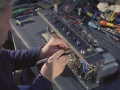 2017 Vox AC15HW60 60th Anniversary UK Handwired, testfase.