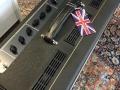 2017 Vox AC30HW60 60th Anniversary UK Handwired, top.
