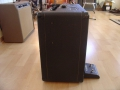 Zijaanzicht Korg Marshall AC15 TBX 1995-2003. Black Panel, Blue Alnico Celestion speaker.