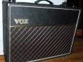 Vox AC30 TBR 1989, Audio Factors uitvoering, grove Marshall tolex. Audio factors produceerde onder meer ook de Vox Venue serie.
