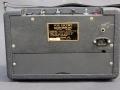 Vox Escort Battery in Rose Morris uitvoering 1979-1983, gelakte achterwand en hier wel een typeplaatje.