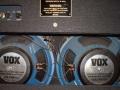Vox V125 1982 Climax Combo 125 w 2x12 Inch Vox label Fane speakers van 80 watt.