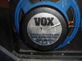 Vox V125 1982 125 w, Vox label Fane speaker van 80 watt.