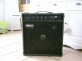 Vox Venue 100 Bass, 100 watt transistor, front.
