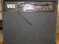 Vox Venue 100 Lead, 100 watt transistor, back.