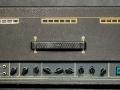 Vox AC30 TBR 1989, Audio Factors uitvoering. Door Ken Flegg (van Gelf mixers) herzien kostenbesparend circuit 28 Watt RMS. Luxe Brass vents, Standby schakelaar. Grove tolex Marshall style.