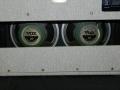 Back Fawn Vox Limited Edition TBR 1991, ter gelegenheid van de 30th Anniversary. Oorspronkelijke JMI circuit uitvoering. Met ondersteuning van Dick Denney in nieuw jasje geproduceerd bij Precision Electronics. Celestion Greenbacks speakers.