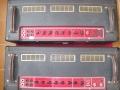 Vox AC30 TB 1991-1993. Boven de laatste standaard serie voor Rose Morris geproduceerd bij Precision Electronics. Onder de Vox AC30 Vintage serie. Combo en head versies in Fawn en black. PC board en diode gelijkrichter, Celestion G12M Greenbacks speakers. De TBR serie van 500 stuks is een officiele Limited Edition.