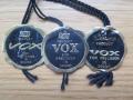 Vox Hang Tags.