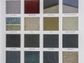 Vox-JMI kleuren Rexine Tolex bekleding.